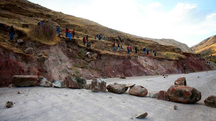Nuevo conflicto social amenaza operación de mina Las Bambas