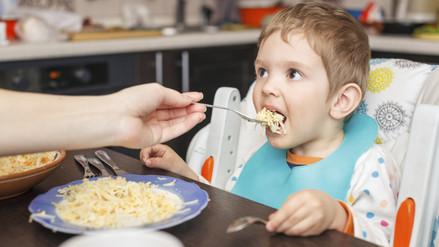 Si tu hijo no quiere comer, esto definitivamente te ayudará