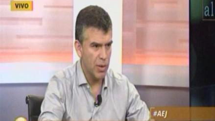 Julio Guzmán sigue en carrera dijo candidato al congreso Carlos Layza
