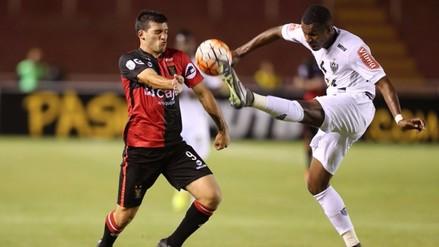 Melgar cayó 2-1 ante Atlético Mineiro por el debut en Copa Libertadores