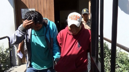 Capturan a banda delincuencial que robó en cabina de Internet