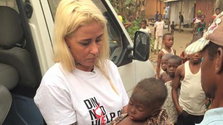 La desgarradora historia del niño nigeriano abandonado por ser un