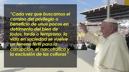 Papa Francisco: 10