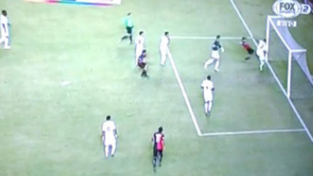 Melgar vs. Atlético Mineiro: Omar Fernández anotó el primero del 'Dominó' (VIDEO)