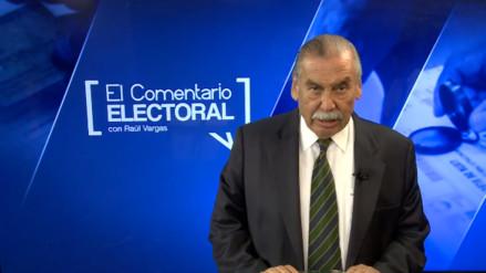 El Comentario Electoral: Se complican las cosas para Julio Guzmán y César Acuña