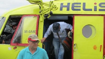 Ministro de Salud llegó a San Lorenzo por derrame de petróleo