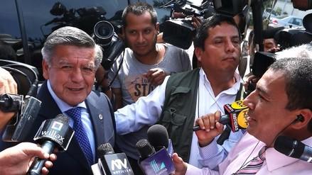 """César Acuña sobre libro de Otoniel Alvarado: """"No es plagio, es copia"""""""