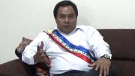 Alcalde de Imaza pide presencia del Estado tras derrame de petróleo
