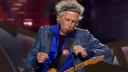 Rolling Stones: Keith Richards sufre de una grave enfermedad