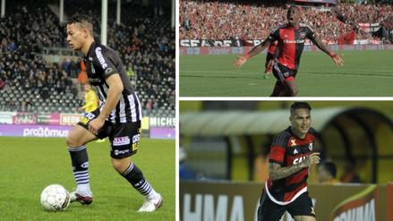 Cristian Benavente, Luis Advíncula y Paolo Guerrero: duelos de los peruanos en el mundo