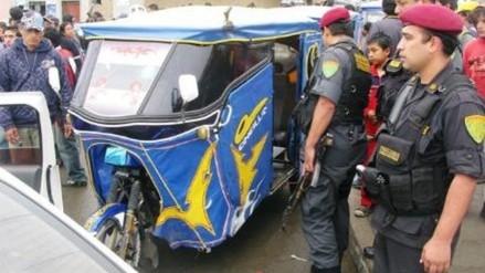 Mototaxistas informales generan caos en la ciudad de Tumbes