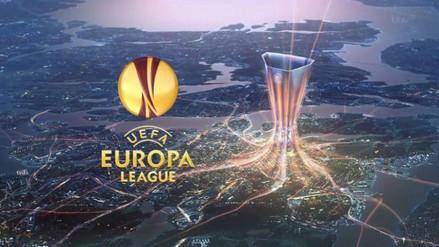 Europa League: resultados de los partidos de ida de dieciseisavos de final