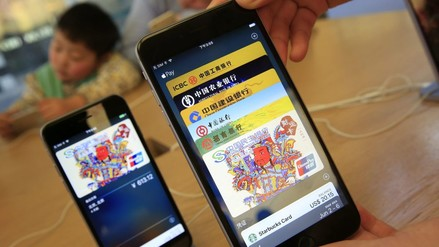 Apple Pay aterriza en China