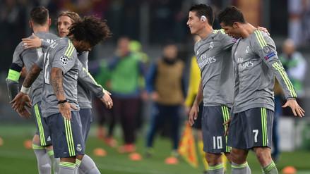 YouTube: Cristiano Ronaldo y su peculiar manera de motivar a James Rodríguez