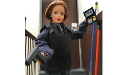 The X Files: conoce a la 'Barbie' Agente Scully