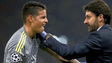 YouTube: James Rodríguez se dislocó el hombro y así se lo acomodaron