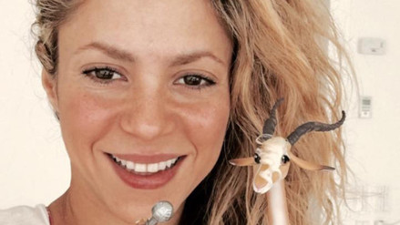 Shakira quiere volver a The Voice