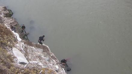 La Oroya: niño de 8 años muere ahogado tras caer al río Tisgo