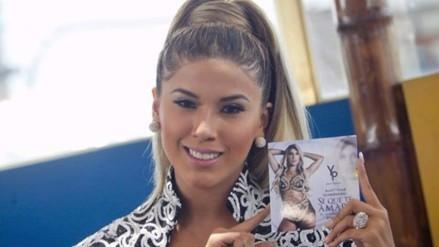 Disco de Yahaira Plasencia se vende en El Hueco a S/ 1