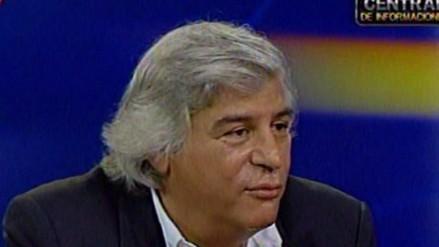 "Fernando Olivera: ""Yo creo que Acuña si se reunió con Montesinos"""