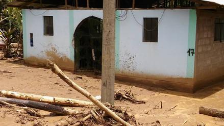 Satipo: reportan 6 colegios afectados por caída de huaicos