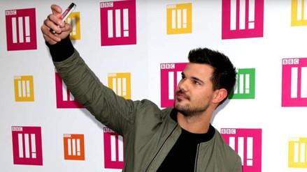 Taylor Lautner quiere entrar en el libro de los récords Guinness