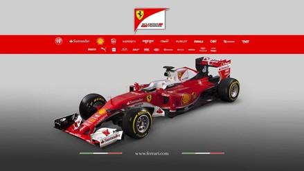 Fórmula Uno: Ferrari presentó el SF16-H, su nuevo monoplaza para el Mundial 2016
