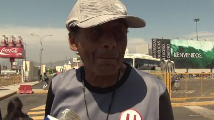 Universitario de Deportes: Roberto Chale se mostró triste por la partida de Raúl Ruidíaz