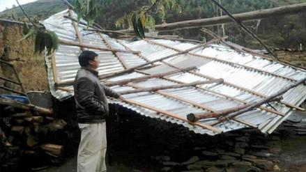 Lambayeque: reportan fuertes vientos en el distrito de Pítipo