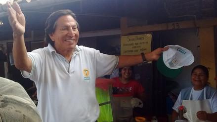Alejandro Toledo asegura que indultaría a Fujimori por razones humanitarias