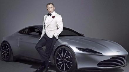 El Aston Martin de James Bond se subastó por $3,4 millones de dólares