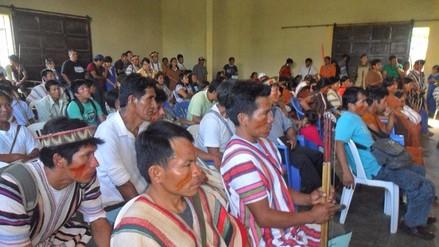 Etnias Awajun, Kechuas y Shawis celebran Día de la Lengua Materna