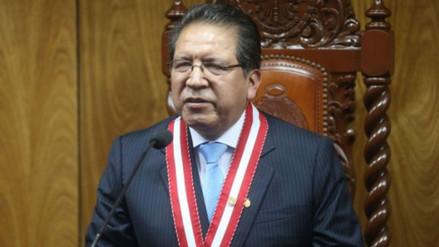 """Sánchez: """"Fiscalía no tiene la intención de afectar proceso electoral"""""""