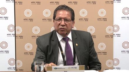 Sánchez: Miembro del JNE se cambiará después de las elecciones
