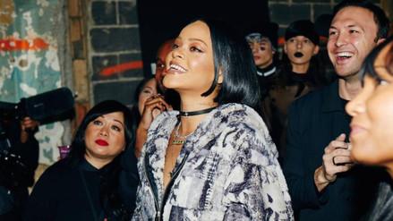 Rihanna celebró su cumpleaños haciendo twerking para sus amigos