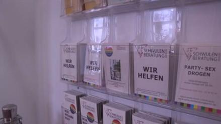 Berlín abre albergue para refugiados homosexuales