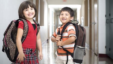 Claves para la mejor elección y uso de la mochila escolar