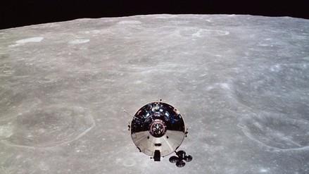 """Astronautas del Apolo escucharon """"música rara"""" en el lado oscuro de la Luna"""