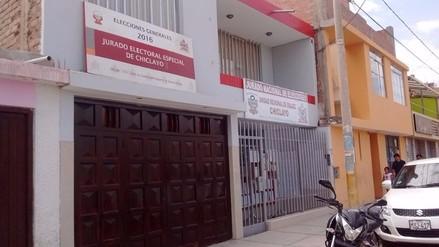 Jurado inició 45 procesos por infracción a Ley Electoral