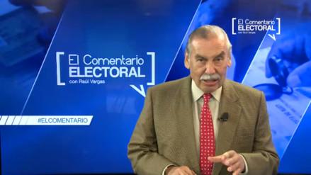 El Comentario Electoral: Julio Guzmán entre la segunda vuelta y la descalificación