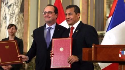 Todo lo que debes saber de la visita del presidente de Francia al Perú