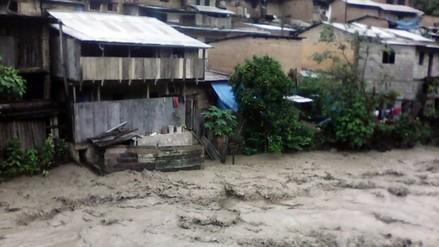 La Convención: 118 damnificados por desborde de río Urubamba