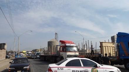 Virú: un muerto en choque de tráiler en Guadalupito