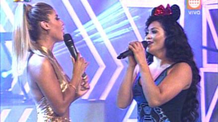 EEG: Yahaira Plasencia y Michelle Soifer cantaron un tema a dúo