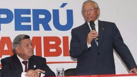 ¿Qué pasará con APP tras la renuncia de Humberto Lay a la vicepresidencia?