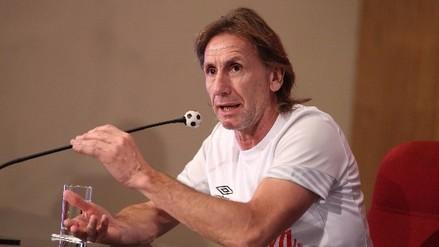 Selección Peruana: Gareca descontento con decisiones de Luiz Da Silva y Raúl Ruidíaz
