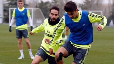 Real Madrid: Zinedine Zidane incluyó por primera vez a su hijo Enzo en práctica