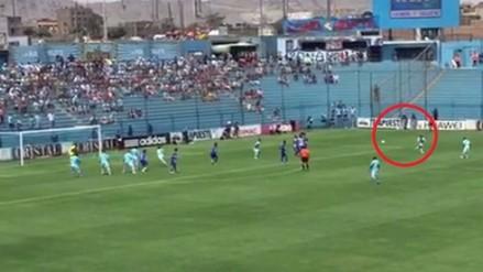 Sporting Cristal vs. Alianza Atlético: Renzo Sheput deslumbró con este tiro libre