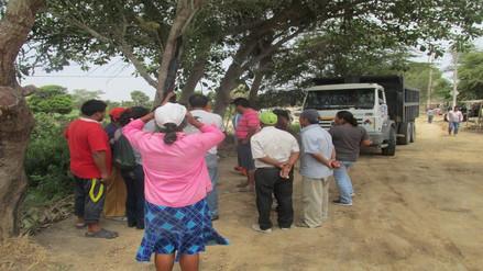 Chiclayo: joven fue encontrado mal herido en sector Villa El Milagro