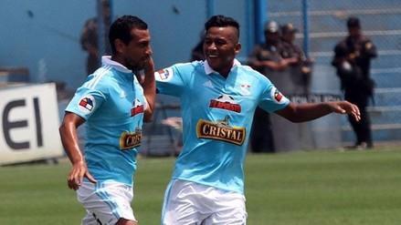 Sporting Cristal goleó 3-0 Alianza Atlético y se mete en la zona alta del Torneo Apertura